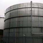 large holding tanks
