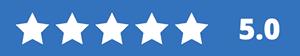 Star Rating 5 stars
